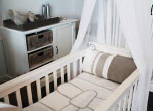 babykamer slaapwikkel