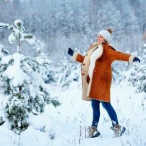 bevallen in de winter