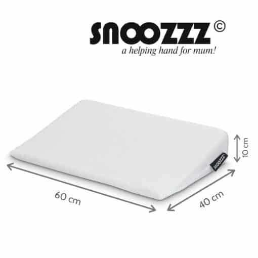 Snoozzz refluxkussen 60 cm