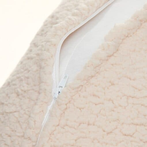 Snoozzz voedingskussen Small teddy natural RITS